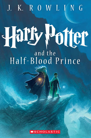 """Harry Potter"" covers get new look"