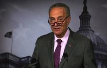"Schumer: ""Russia stabbed us in the back"" with Snowden"