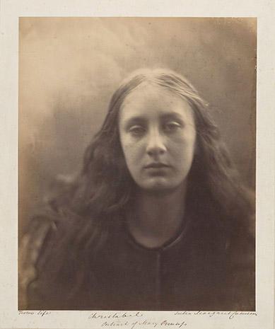 Julia Margaret Cameron's poetic portraits