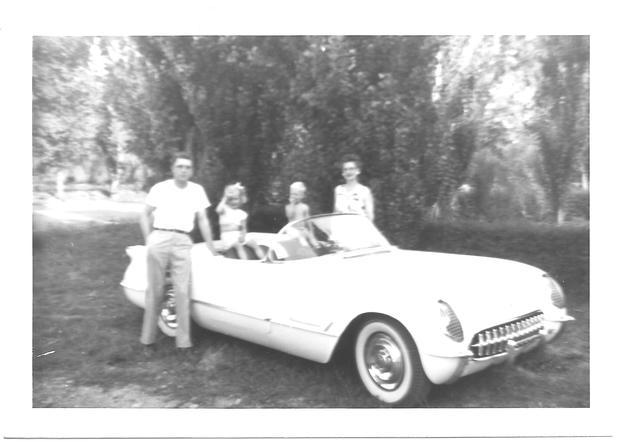 A car time capsule in Nebraska
