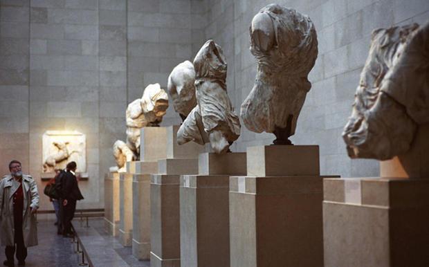 Repatriating art and antiquities