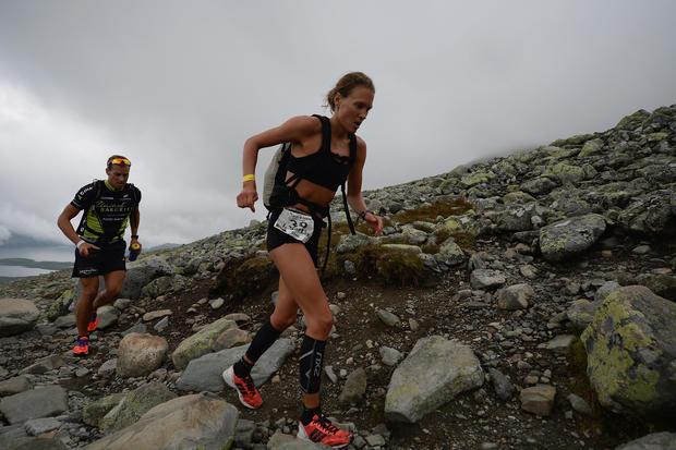 Norway's extreme triathlon
