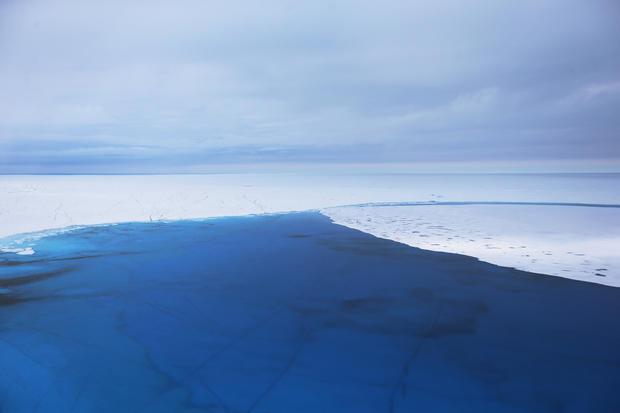 Greenland's otherworldly landscape