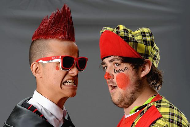 Edinburgh's street performers