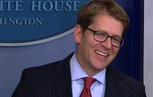 "W.H.: ""No question"" U.S.-Russia relations worse since Putin"