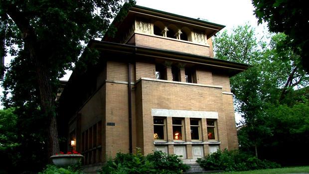 The Heller House.
