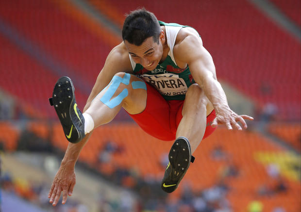 Best moments from World Athletics Championships