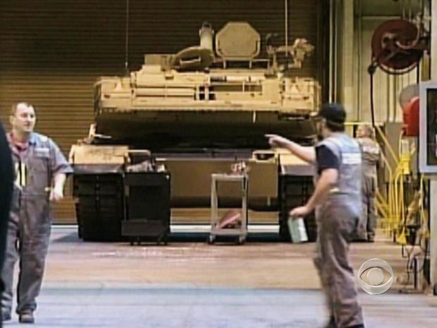 M1A1一直是美国援助埃及的核心。