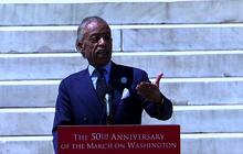 "Sharpton: America's check to blacks ""bounced again"""