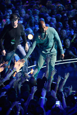MTV Video Music Awards 2013 show highlights