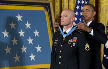 Army Sgt. receives highest military honor