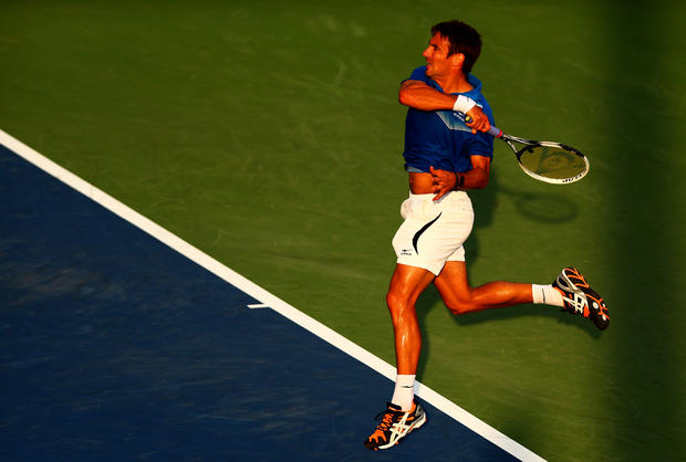 Top shots from U.S. Open