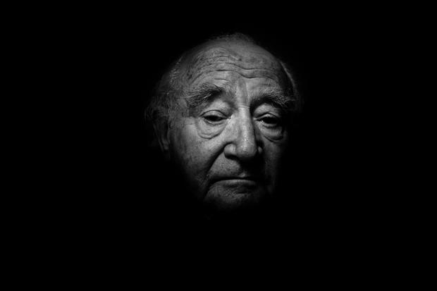 Portraits of Holocaust survivors