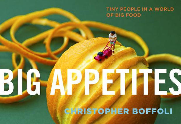 "Edible art: Photos from Christopher Boffoli's ""Big Appetites"""