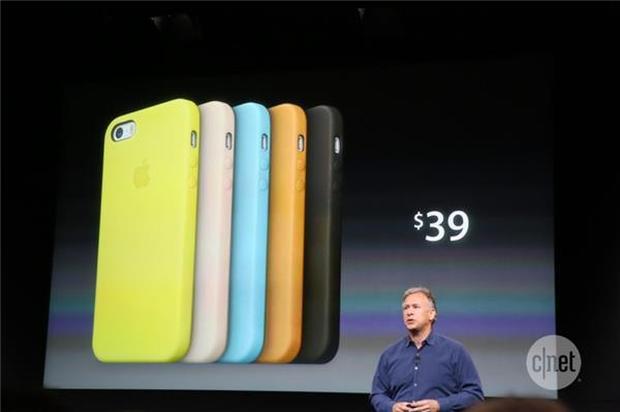 Apple announces iPhone 5C/5S