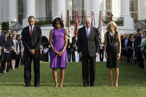 Somber ceremonies mark 9/11 anniversary