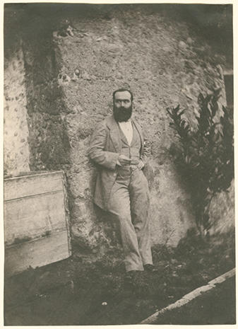 Photographic glimpse of 19th century France