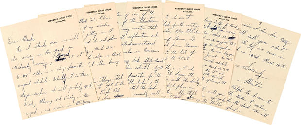 MLK Jr.'s secretary to auction artifacts