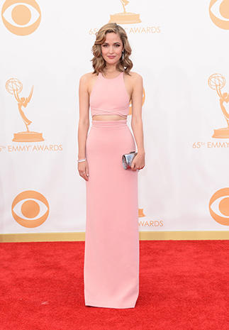 Emmys 2013 red carpet style