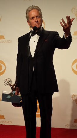 Behind the scenes at the 2013 Emmys
