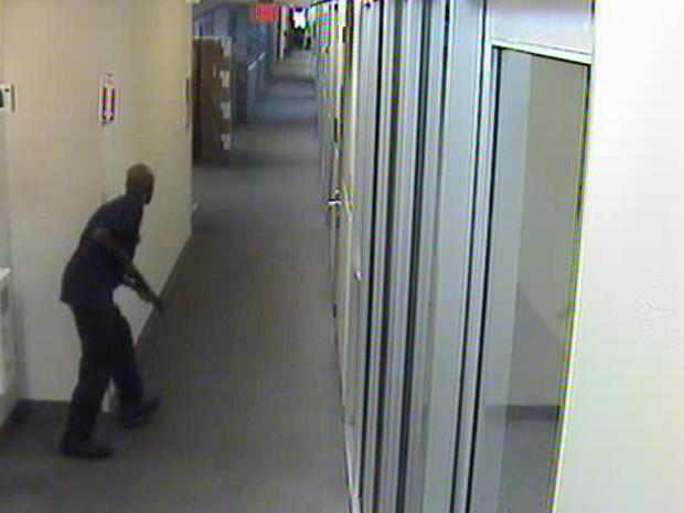 FBI releases photos from Navy Yard Shooting