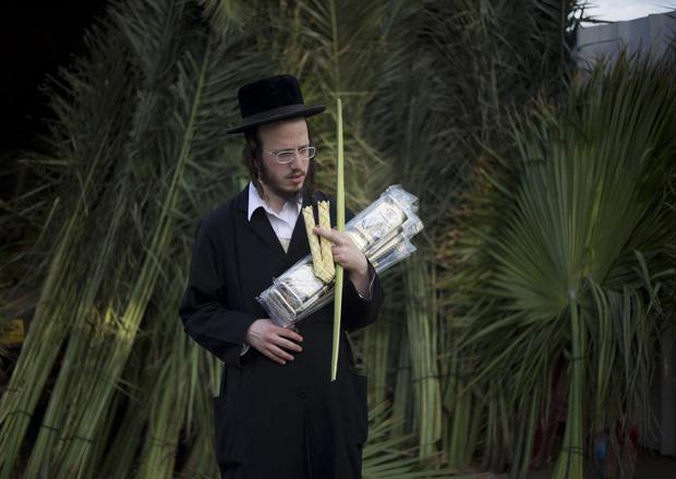 Sukkot celebrations in Israel