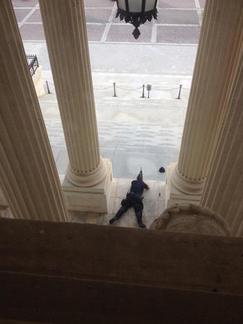 Chaos on Capitol Hill