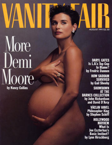 Classic Vanity Fair covers