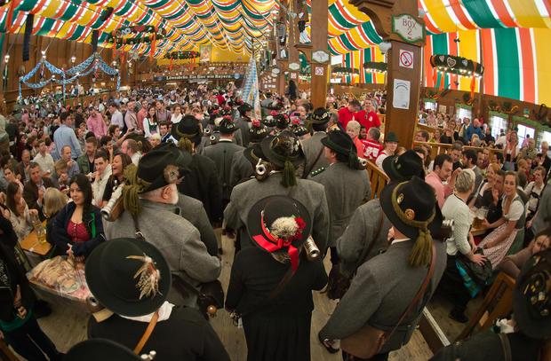 Oktoberfest's last call