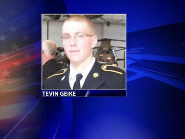 Three soldiers arrested in stabbing death of fellow soldier
