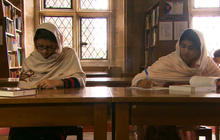 Malala's friends recover from Taliban shooting and dream big