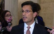 """Cantor: Meeting with Obama on avoiding default """"clarifying"""""""