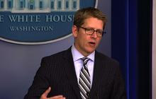 "W.H.: Obama ""happy"" about short-term debt ceiling proposal"