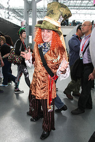 Cosplay at NY Comic Con