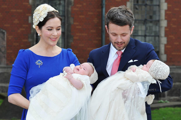 Royal christenings