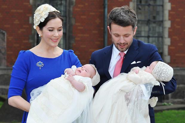 Royal christenings