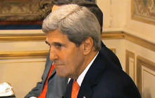 Kerry, French FM discuss international spying allegations