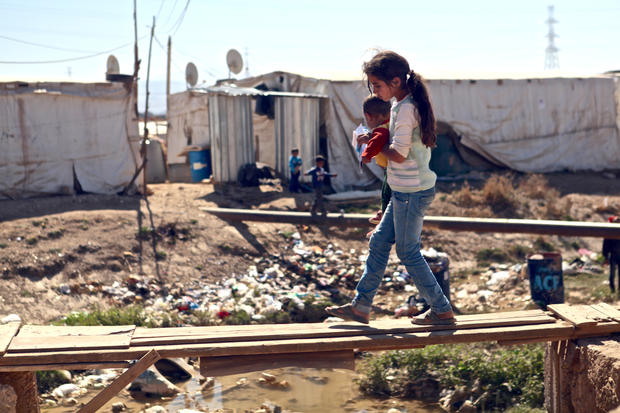 Syria's youngest refugees