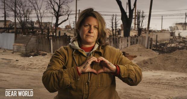 Portraits of strength after Superstorm Sandy