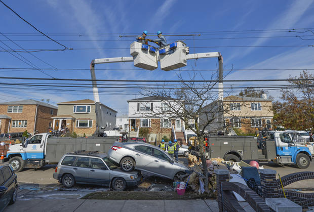 "Hurricane Sandy remembered in ""Rising Waters"" exhibit"