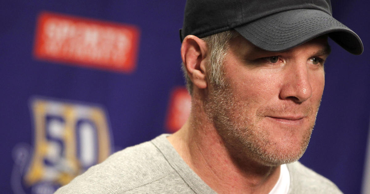 Brett Favre Admits Serious Memory Loss In Radio Interview