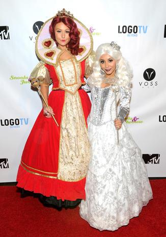 Stars' Halloween costumes 2013