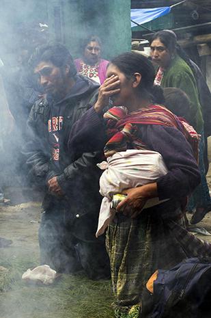 Guatemala's mischievous saint