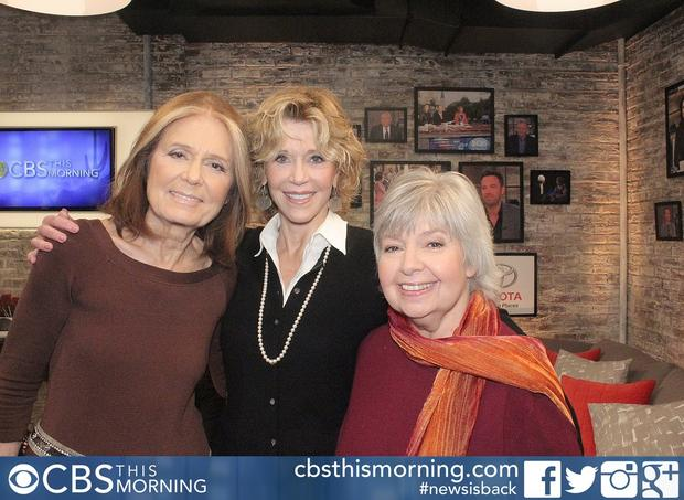 """Say cheese: A look into the """"CBS This Morning"""" Toyota Green Room"""