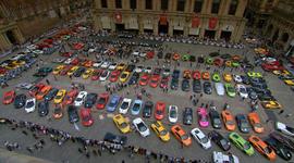 Lamborghini owners celebrate 50 years