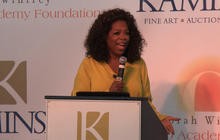 Oprah's yard sale raises $600K for foundation college fund