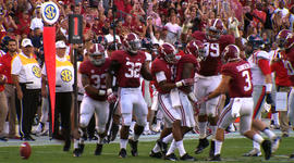 Saban says college players should get stipends
