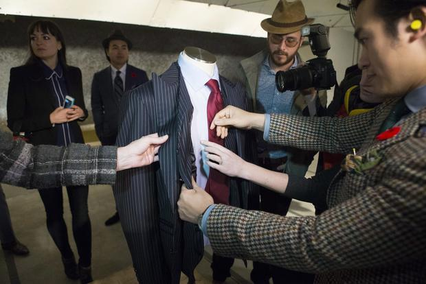 This suit will stop bullets