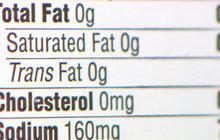 FDA to ban trans fats