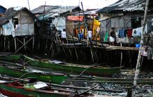 Typhoon Haiyan's speed may have limited mudslides, flooding